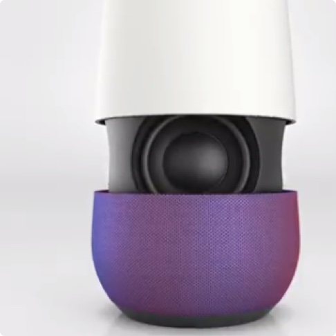 Audio-GoogleHome