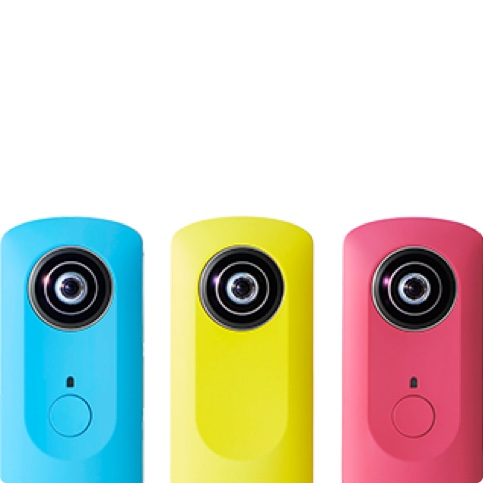 Cameras-RicohTheta