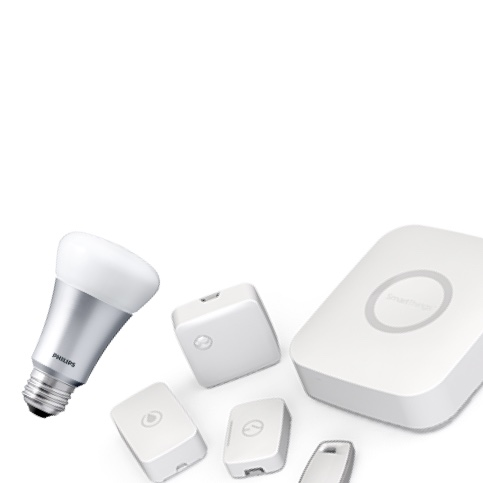 SmartHome-SmartThings